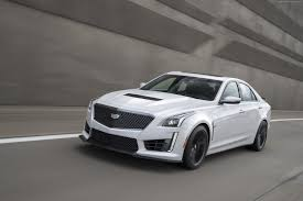 Wallpaper Cadillac ATS V Carbon Black Sport Package white Cars
