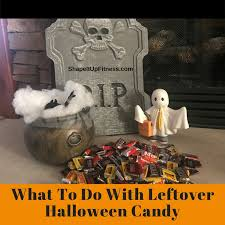 Donate Leftover Halloween Candy To Our Troops by What To Do With Leftover Halloween Candy Shape It Up