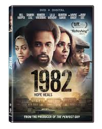 Tommy Olivers Feature Debut 1982 Gets A Trailer Release Date Hill Harper Sharon Leal Star