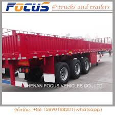 China Factory Sales 3 Axle 40tons Fence Semitrailer Or Side Wall ... Truck Sales Repair In Tucson Az Empire Trailer Nz Heavy Trucks Trailers Heavy Transport Equipment New Trailers Leasing Parts In Phoenix Central California And South Carolinas Great Dane Dealer Big Rig Ottawa For Trucks Mitsubishi Fuso Home Singh J Brandt Enterprises Canadas Source Quality Used Semi Dockside Trailer Sales Inc New 2018 Abs
