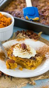 Ingredients For Pumpkin Pie Mix by Pumpkin Dump Cake Recipe With Yellow Cake Mix