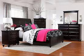 Innovative Photos Of Bedroom Warm Designs Black Furniture Intended For Sets Pertaining