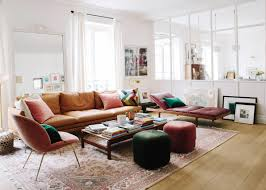 House Tour A Happy Chic Parisian Apartment coco kelley coco