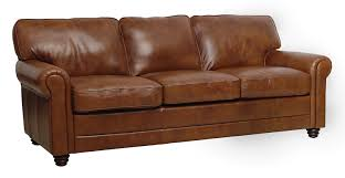 Havertys Leather Sectional Sofa by Amazon Com Luke Leather Andrew Sofa Kitchen U0026 Dining
