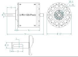 RV 120 Pro Drawing