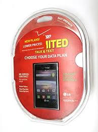 Amazon LG Optimus Zone Prepaid Phone Verizon Wireless For