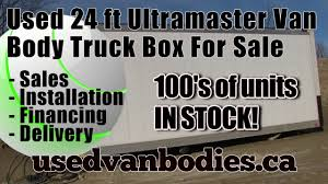 Ultramaster Truck Bodies, Used 24 Ft. Ultramaster Dry Freight Truck ... Fibre Body Att Service Truck All Fiberglass 1447 Sold Youtube Curtainside Truck Bodies Brown Industries Used Bodies For Sale Kilar Rollback 2128 Flatbed Nichols Fleet Utility Beds Service And Tool Boxes For Work Pickup Trucks Storage Ming Jj Trailers Dynahauler Half Round Dump 1 For Your Crane Needs Home