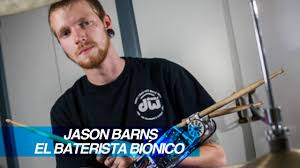 Jason Barns: El Baterista Biónico - YouTube Guitar Ted Productions Barns For Jason Tiv10 Recon Edition Upwaltham Wedding Rebecca And Wedding Photographer The Best 28 Images Of Jason Barns Barnes Justine At Wesleyan Hills Short Film Youtube Trans Iowa Dani Lazar Danipoppins Twitter Renegade Gents Race 4th Of July Version
