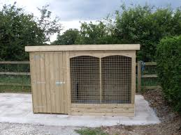 100 Truck Dog Kennels Standard Wooden