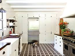 Tile Kitchen Flooring Collect This Idea Pat Ideas Floor With Light Oak Cabinets