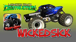 Monster Truck Destruction - WICKEDSICK Game - YouTube Monster Truck Destruction Game App Get Microsoft Store Record Breaking Stunt Attempt At Levis Stadium Jam Urban Assault Nintendo Wii 2008 Ebay Tour 1113 Trucks Wiki Fandom Powered By Sting Wikia Pc Review Chalgyrs Game Room News Usa1 4x4 Official Site Used Crush It Swappa