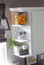 Kitchen Shelves Decor Best Shelf Ideas On Pinterest Floating Home
