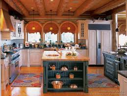 kitchen cabinet ideas for log homes video and photos