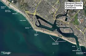 The Surf In Newport Is Generally Broken Into 7 Areasbut I Have Included A Couple Of Others Harbor Entrance And Baby Beach Which Are Part Landscape