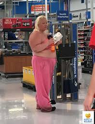 Crazy Dressers At Walmart by Warning This Post Contains Crazy Human Behavior And Dress From