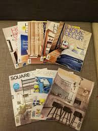 100 Home Furnishing Magazines Give Away Decor Books Stationery