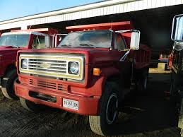 100 5 Yard Dump Truck 1987 CHEVROLET 700 SINGLE AXLE DUMP TRUCK GAS SPEED TRANS HEIL