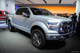 Ford Atlas Release Date Interior : Car Changes