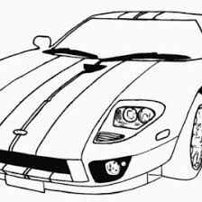 Cars Coloring Pages For Kids AZ