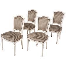 louis xvi chair antique antique louis xvi style dining chair set of four jean marc fray