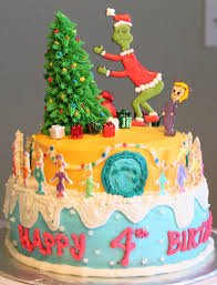The Grinch Xmas Tree by Mama Clucks The The The Grinch Cake