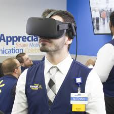 Walmart Will Use VR Headsets To Prep Employees For Black Friday