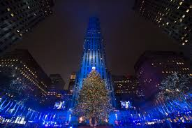 Rockefeller Center Christmas Tree Facts by This Year S Rockefeller Center Christmas Tree Is A Huge Norway