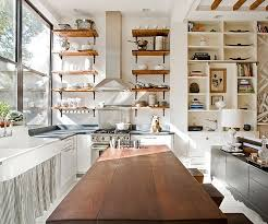 Main Types Kitchen Generally Source Add Sleek Shine Stainless Steel Shelves