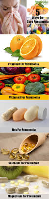 How To Cure Pneumonia Pneumonia Pinterest