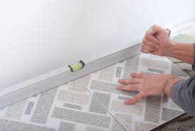 Can You Lay Tile Over Linoleum Backing by Transforming A Bathroom With Self Adhesive Floor Tiles