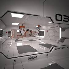 SciFi Spacecraft Interior Pics About Space Procedural