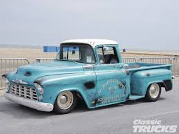 1111clt-28-o-21st-annual-cruisin-ocean-city-1955-chevy-hauler ... 1955 Chevy Truck For Sale Youtube 19 Trucks Of Barrettjackson 2014 Auction Truckin 1957 To 1959 Chevrolet Apache For On Classiccarscom Pickup 20141210 008 001ajpg Chevy Trucks Short Bed Ideals Totally Custom Big To Old Photos 9 Sixfigure Restoration Collection 1956 3100 Truck Ratrod Shoptruck Shortbed N 4100 Series Tow Truck Towmater Wrecker Hot Rod Network