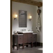 Kohler Archer Mirrored Medicine Cabinet by Bathroom Vanities Kohler Bathroom Decoration