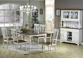Farmhouse Round Dining Room Table Beautiful Photos Com Inside Furniture Idea
