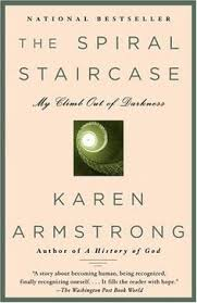 The Spiral Staircase My Climb Out Of Darkness By Karen Armstrong Amazon Dp 0385721277 Refcm Sw R Pi PH7rtb118GJ0K