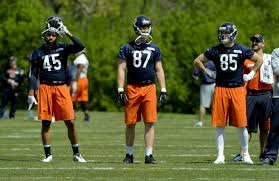 Bears 2018 Training Camp Preview Tight Ends