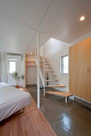 100 Small House Japan S Horinouchi Turns 600 Square Feet Into A