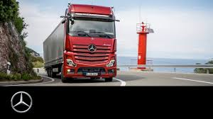 100 Mercedes Benz Truck Models The New Actros 2019 Trailer YouTube