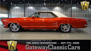 1963 Buick Riviera Gateway Classic Cars Orlando #223 - YouTube