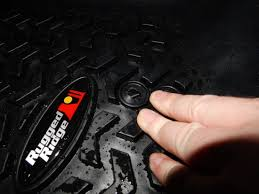 Jeep Jk Rugged Ridge Floor Liners by How To Install A Rugged Ridge All Terrain Floor Liner Kit 4 Piece