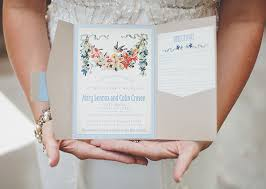 Secret Garden Invitation
