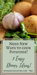 Crock Pot Potato Soup Mama by Stock Your Kitchen 7 Ways To Cook Potatoes My Mama Taught Me