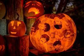 Roger Williams Pumpkin by Amazing Pumpkin Carvings