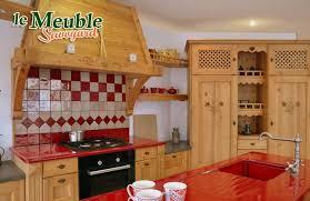 savoyard cuisine meubles savoyards jean de sixt cuisine style chalet montagne