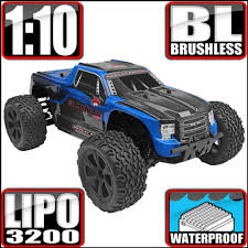 RedCat Racing Blackout XTE PRO Blue 1/10 RTR Brushless Electric ... Helion Conquest 10mt Xb 110 Rtr 2wd Electric Monster Truck Wltoys 12402 Rc 112 Scale 24g 4wd High Tra770864_red Xmaxx Brushless Electric Monster Truck With Tqi Hsp 94111pro Car Brushless Off Road 120 Speed Remote Control Cars 24g Rc Redcat Blaoutxteredtruck Traxxas Erevo Vxl 20 4wd Orange Team Associated Mt28 128 Mini Unbeatabsale Racing Blackoutxteprosilversuv Blackout Shop Terremoto 18 By