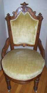 Eastlake Victorian Carved Burl Chair Walnut, And 50 Similar ... Victorian Rocking Chair Image 0 Eastlake Upholstery Fabric Application Details About Early Rocker Rocking Chair Platform Rocker Colonial Creations Mid Century Antique Restoration Broken To Beautiful 19th Mahogany New Upholstery Platform Eastlake Govisionclub Illinois Circa Victoria Auction