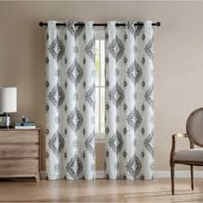 Nicole Miller Home Two Curtain Panels by Medallion Curtains U0026 Drapes For Less Overstock Com