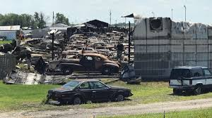 Massive Fire Damages Staunton's Country Classic Cars | Illinois ...