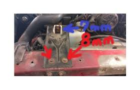 Fender Mustang Floor Manual by How To Install Sr Performance Aluminum Radiator Manual On Your