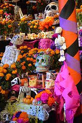 Spanish Countries That Celebrate Halloween by Day Of The Dead Wikipedia